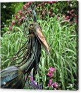 Iron Bird Acrylic Print