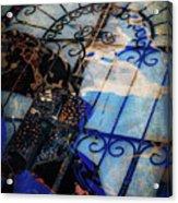 Iron Gate Abstract Acrylic Print