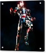 Iron Man 3 Acrylic Print