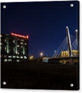 Iron Viaduct Acrylic Print