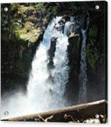 Ironhead Falls Acrylic Print