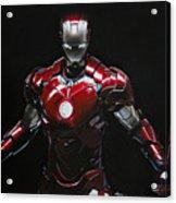 Ironman Acrylic Print