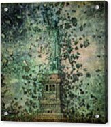 Is Liberty In Danger? Acrylic Print