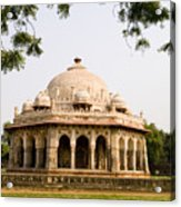 Isa Khan Tomb Burial Sites Acrylic Print