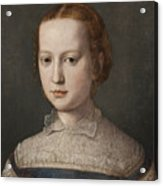 Isabella De Medici  Acrylic Print