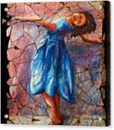 Isadora Duncan - 1 Acrylic Print