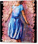 Isadora Duncan - 2 Acrylic Print