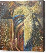 Isis. Egyptian Goddess Acrylic Print