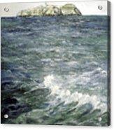 Isla De Mouro-santander Acrylic Print