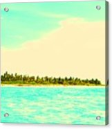 Island 7 Acrylic Print