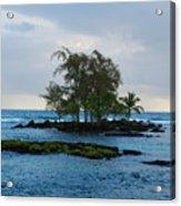 Island At Carlsmiths Acrylic Print