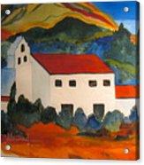 Island Church Acrylic Print
