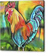 Island Cock Acrylic Print
