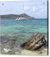 Island Dreaming Acrylic Print