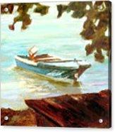 Island Hopper Acrylic Print