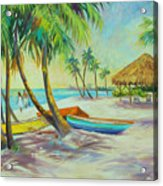 Island Memories Acrylic Print