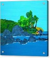 Island Acrylic Print