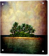 Island Of Dreams Acrylic Print