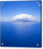 Island Of Lanai Acrylic Print
