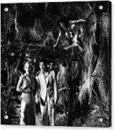 Island Of Lost Souls 1932 Leila Hyams Richard Arlen Kathleen Bur Acrylic Print