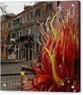 Island Of Murano Italy Acrylic Print