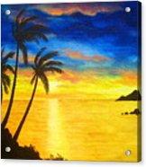 Island  Viewing Acrylic Print