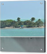 Islands Islands Islands  Acrylic Print
