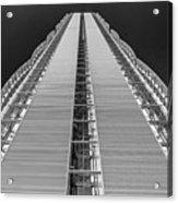 Isozaki Tower - Allianz Acrylic Print