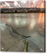 Israel Coast Acrylic Print
