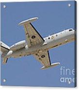 Israeli Air Force 1124n Seascan Patrol Acrylic Print