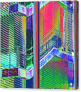 Istb1 Acrylic Print
