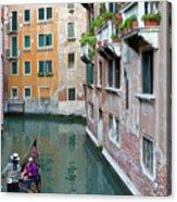 It Must Be Venice Acrylic Print