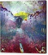 Italian Angel Acrylic Print
