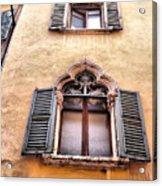 Italian Architecture Acrylic Print