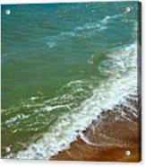 Italian Beach Acrylic Print