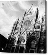 Italian Church Acrylic Print