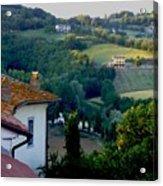 Italian Morn Acrylic Print