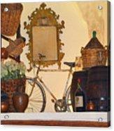 Italian Osteria Acrylic Print