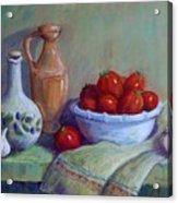 Italian Still Life Acrylic Print
