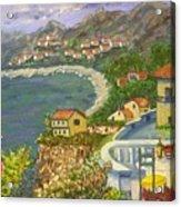 Italian View Acrylic Print