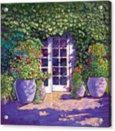 Italian Villa Acrylic Print