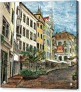 Italian Village 1 Acrylic Print