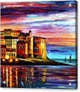 Italy - Liguria Acrylic Print