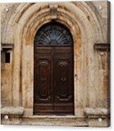 Italy - Door Eighteen Acrylic Print