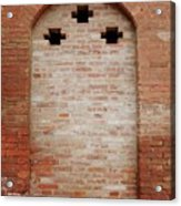 Italy - Door Fourteen Acrylic Print