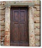 Italy - Door Nineteen Acrylic Print