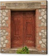 Italy Door - Twenty Six  Acrylic Print