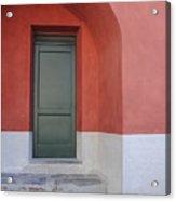 Italy - Door Two Acrylic Print