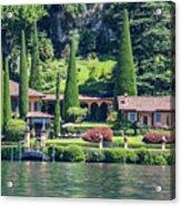 Italy Home Acrylic Print