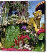 Its A Jungle Out There Acrylic Print